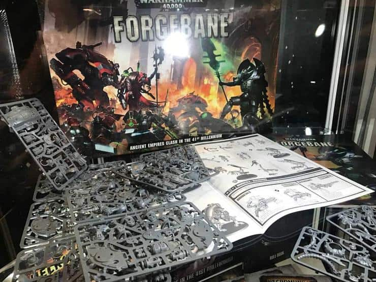Forgebane Contents