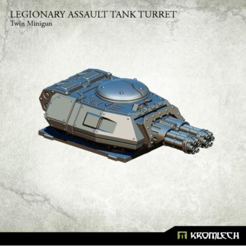 Legionary Minigun turret