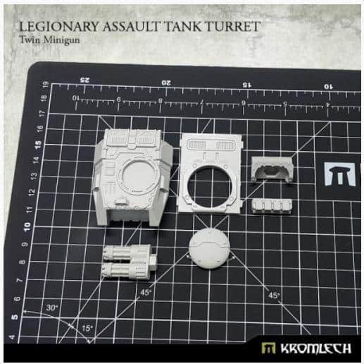 Legionary minigun turret 3