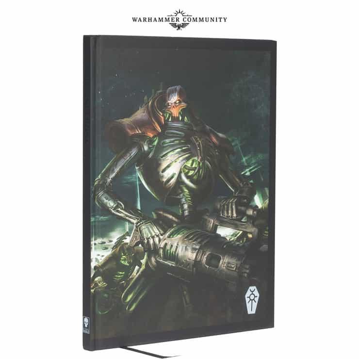 Necron Collectors Codex