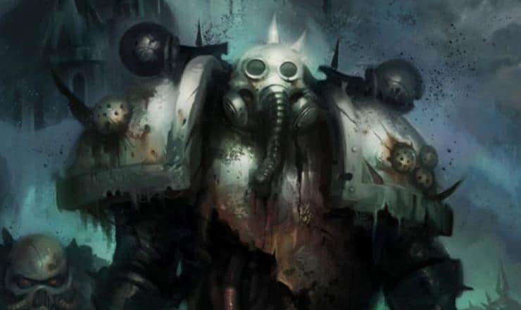 Plague Marine Cover img