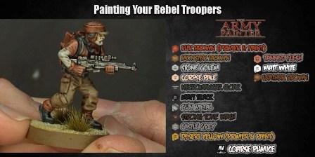Rebel Troopers TUT Quick Ref Card