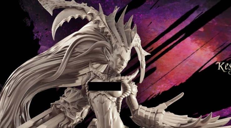 Raging Heroes Centaur Heroine