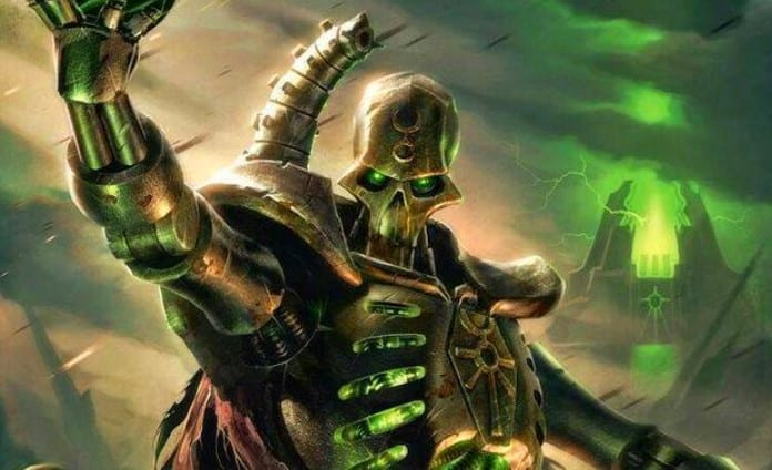 necrons wal hor saturated