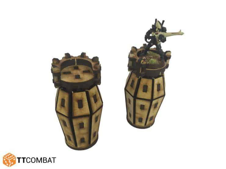 TT Combat Grips With Mini