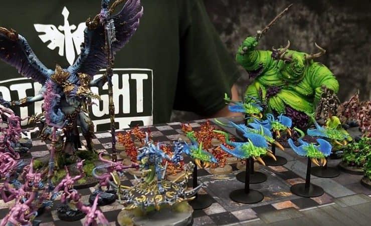chaos daemons vs custodes