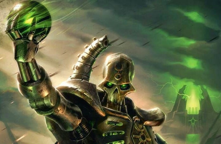 necron lord wal hor