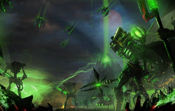 necrons army Dynasty Does GW Needs to Give Chaos & Imperium a Break
