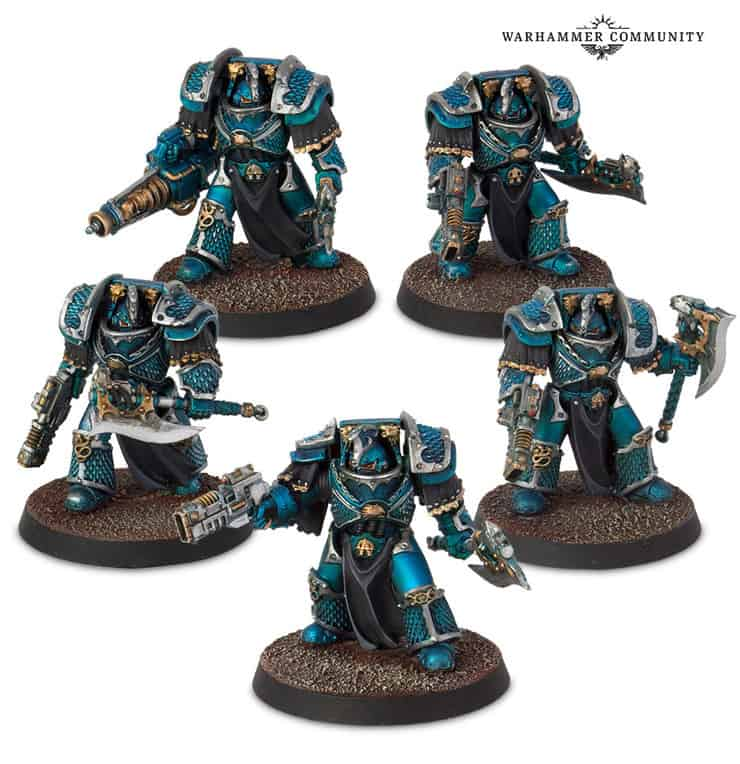 Alphs Legion Lernaean Terminators