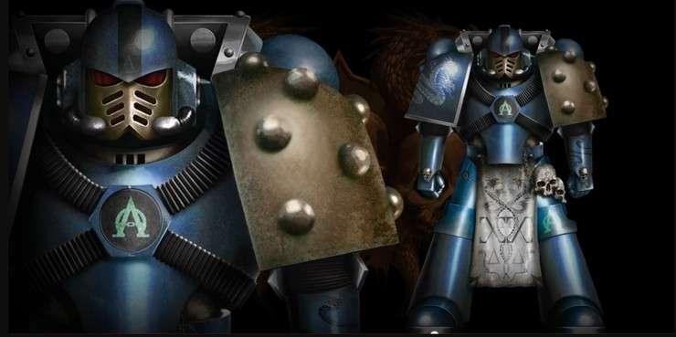 alpha legion wal hor