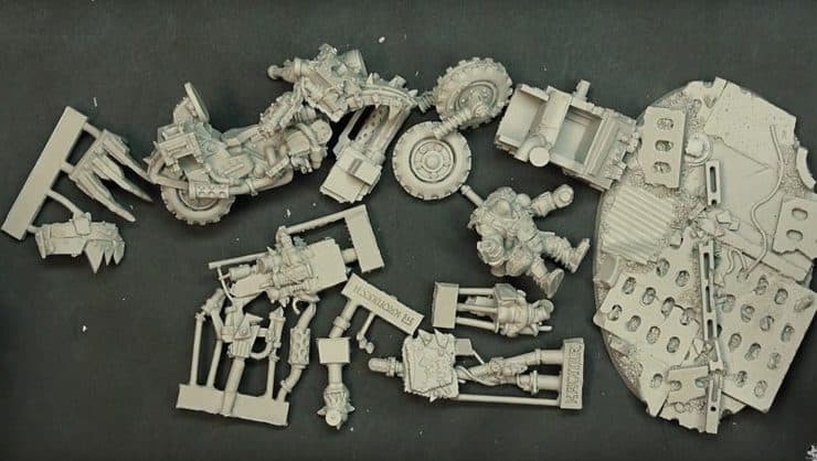 Kromlech's Chirurgeon Model Patches Up Orktober