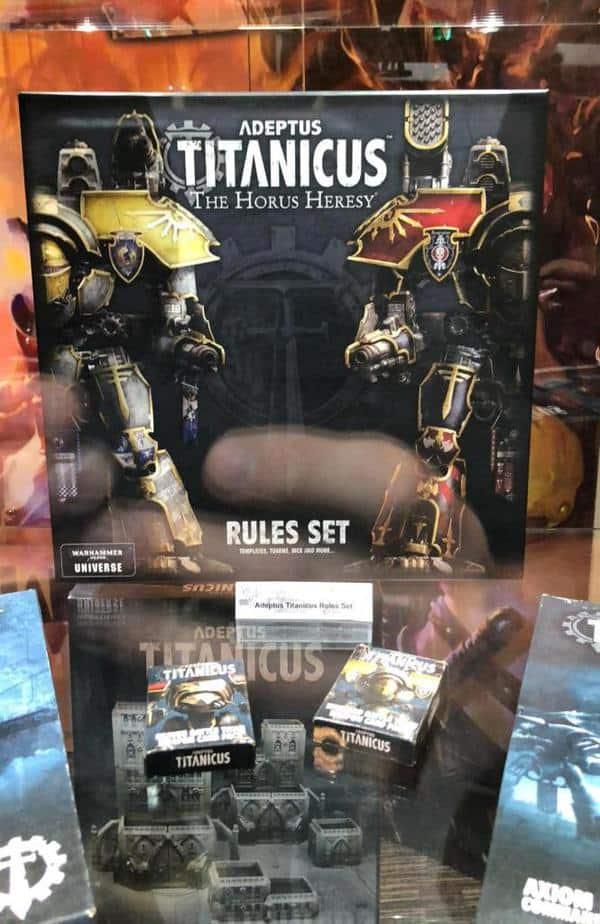 adeptus titanicus warhammer fest 2018