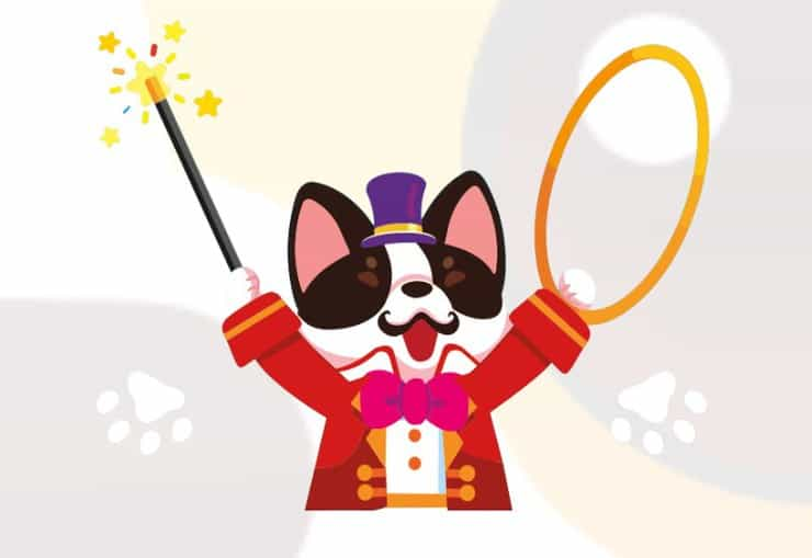 Circus Puppy Cover Img