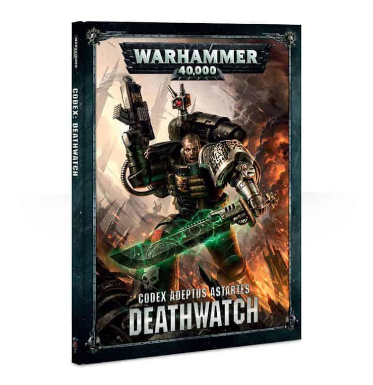 Deathwatch Codex HB