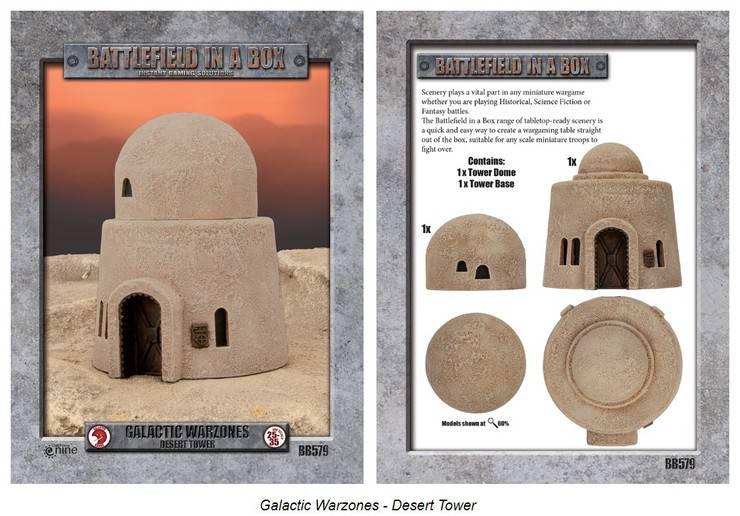 GF9 Wave 1 Desert Tower