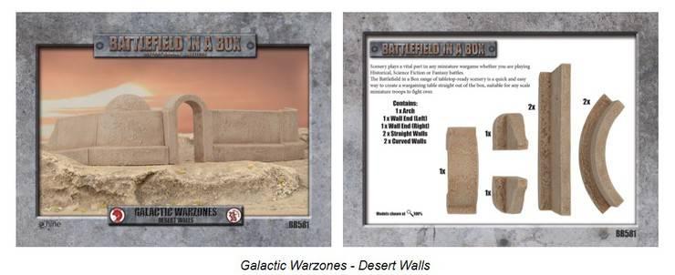 GF9 Wave 1 Desert Walls