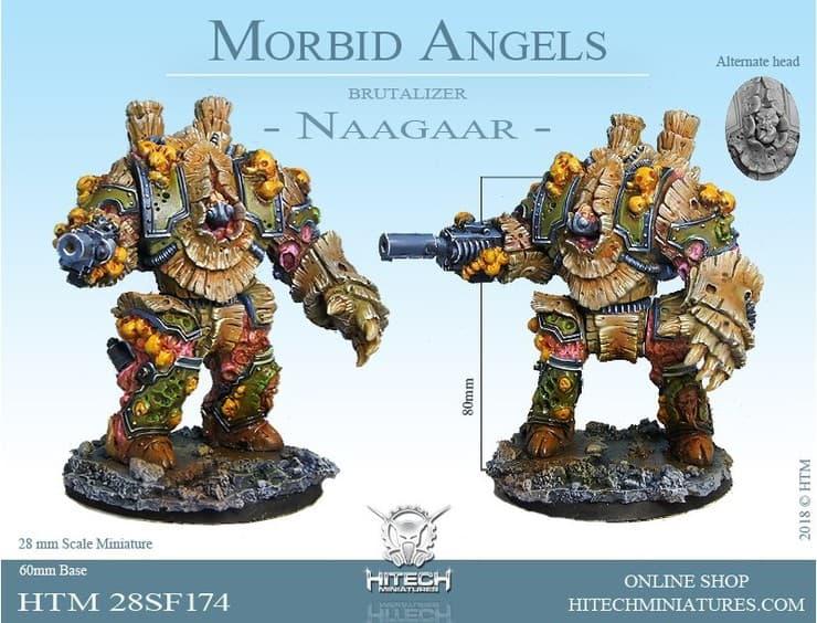 Morbid Angels Naagaar