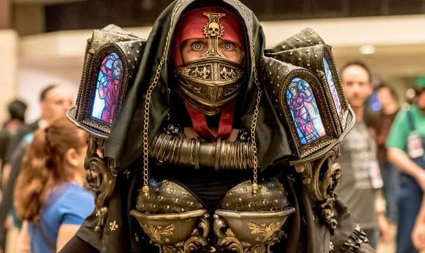 inquisitor cosplay
