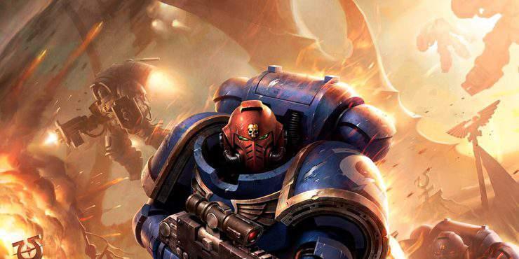 Space Marine 40k Primaris