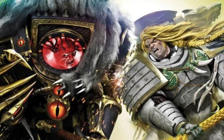 New Black Library: Wolfsbane, Red Fief, & More - Spikey Bits