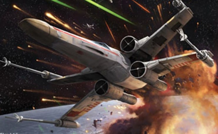 X Wing Second Edition Cover Img