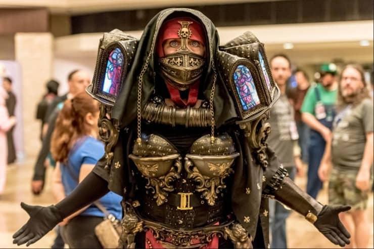 inquisitor cosplay