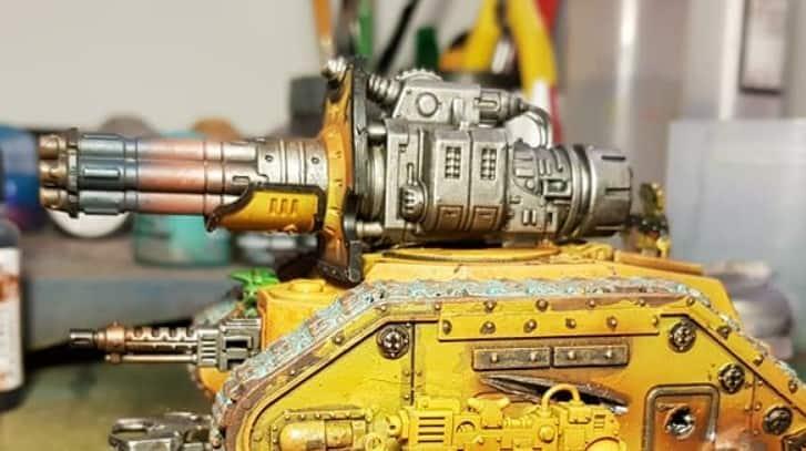 knight tank