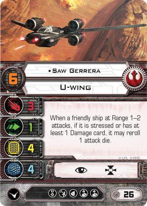 Saw Gerrera U-wing