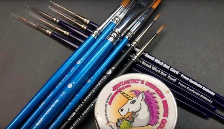 sfg brushes