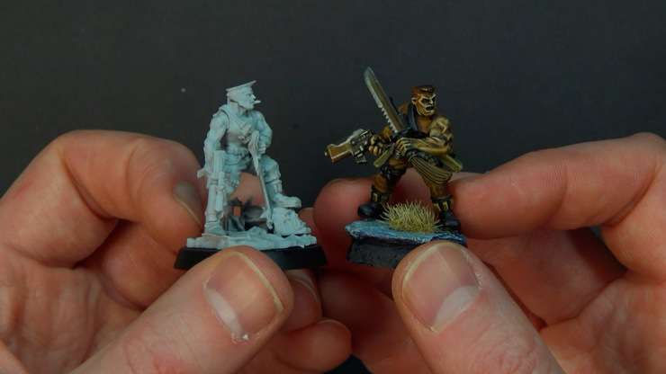 sly marbo side by side
