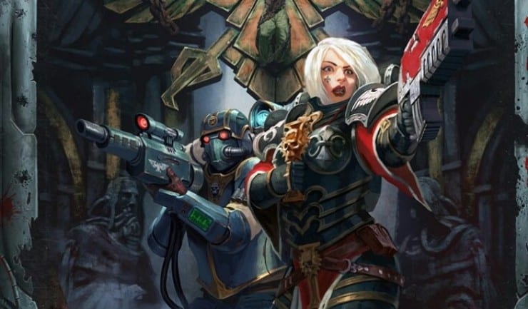 40k rpg wrath glory for preorder next friday spikey bits