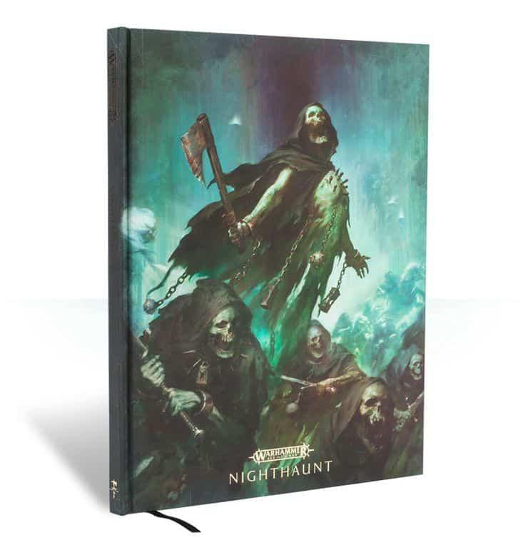 Battletome Nighthaunt Limited Edition