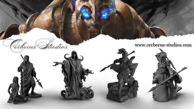 Cerberus Studios KS Feature