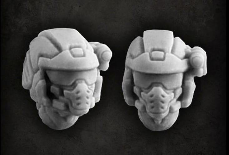 Sci Fi Helmets Feature