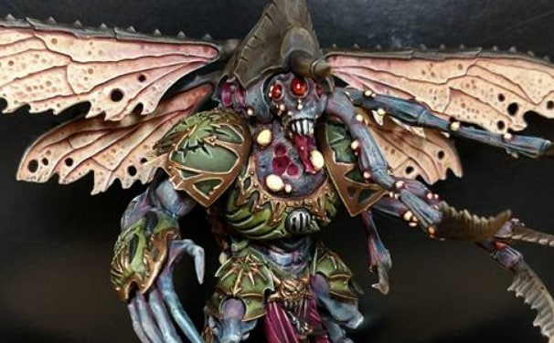 Nurgle Prince of Flies: Conversion Corner