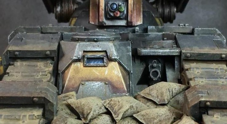 They Strive To Be: Iron Warriors Conversion Corner