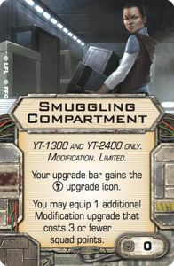 Smuggling Compartment