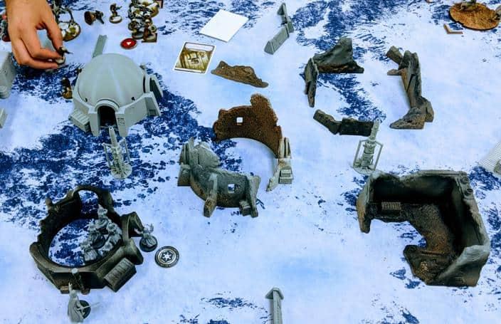 Wrecked Desert Terrain Bundle 2