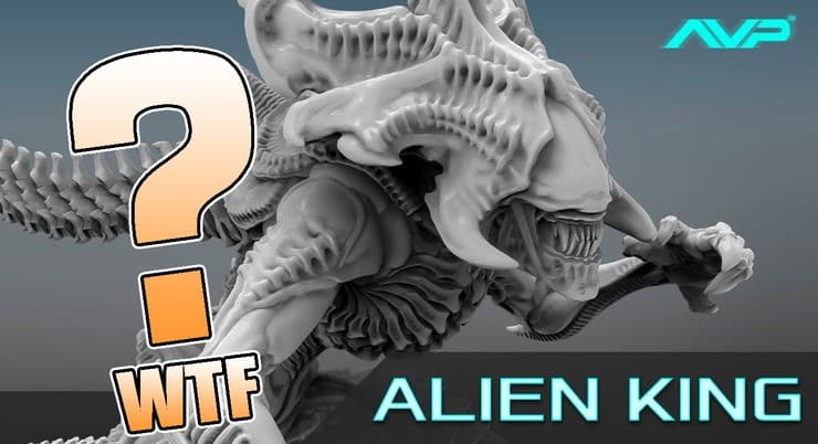 alien king prodos