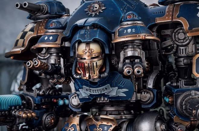 castellan knight hor wall How Strong Are Imperial Knights Now? Episode 155