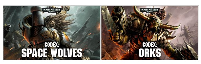 codex orks space wolves New Orks & Space Wolves Rumors: 2018 Release LATEST