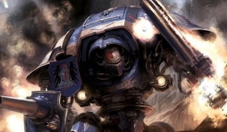 Imperial Knights Points, Units, & Freeblades REVEALED