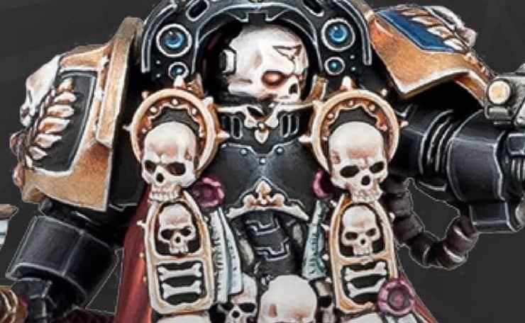 terminator chaplain limited edition