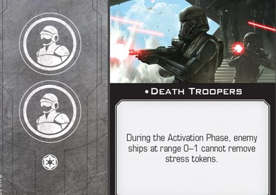 x-wing death troopers
