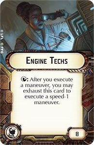 Engine Techs