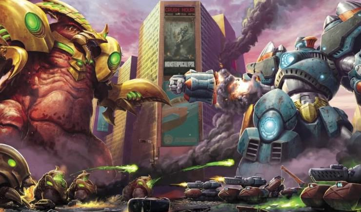 Monsterpocalypse Feature