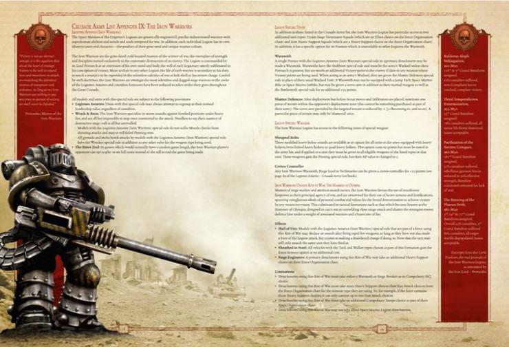 iron warriors Horus heresy Want to Play Horus Heresy? Here's How To Start! how to play