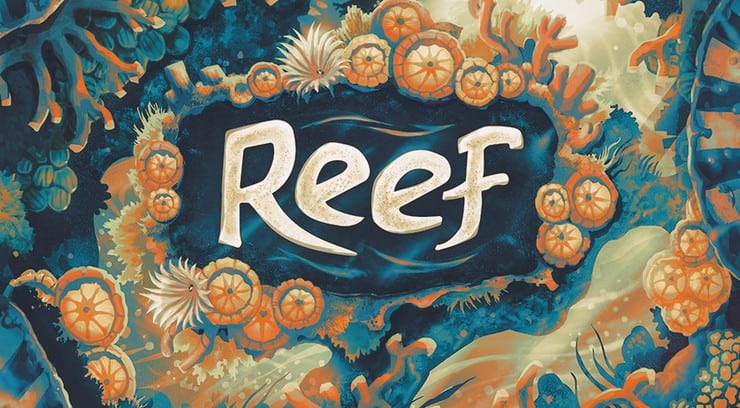 Reef: A Puzzly Abstract Board Game