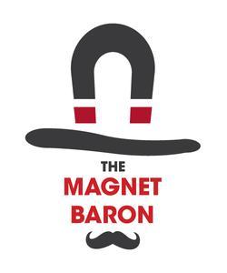 The Magnet Baron Logo