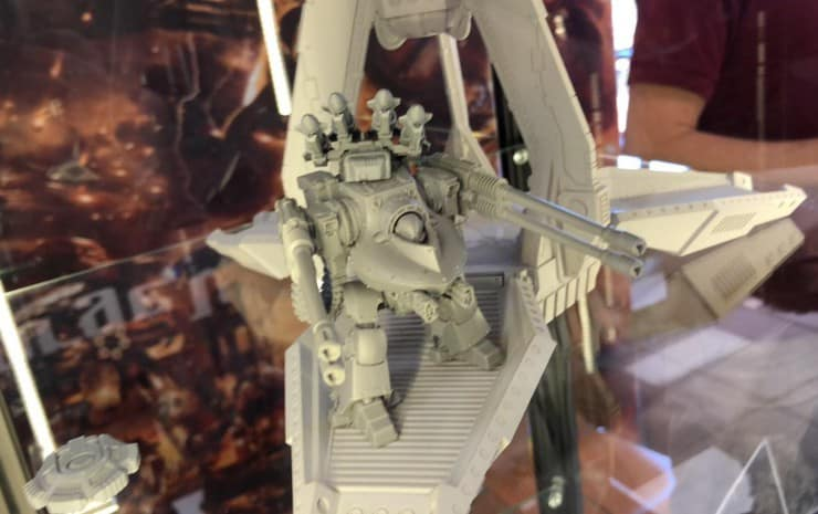 Exclusive Pics: New 30k & 40k at Forge World Open